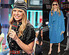 Fergie Channels Her Inner Fortune Teller on TRL