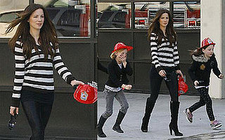 Kate Beckinsale Celebrates Daughter Lily Sheen's 9th Birthday