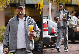 Josh Duhamel Doubles Up