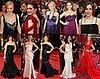 2008 Oscars Red Carpet Dresses