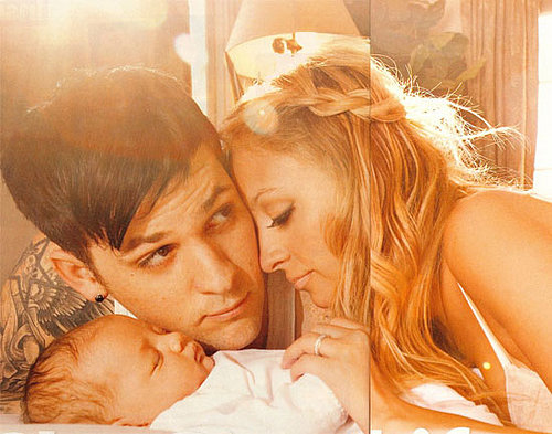 First Pictures of Nicole Richie's Baby Harlow Madden