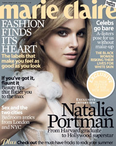 Natalie Portman Is Smart and Mushy