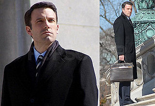 Ben Affleck Is a Distinguished Gentleman