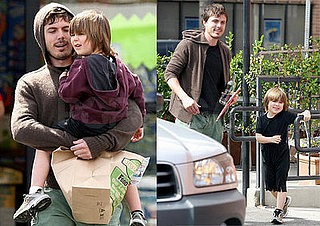 Indiana Affleck and the Afternoon With His Hot Dad Casey