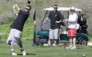 Kevin Federline and Jamie Spears: Golf Buddies?