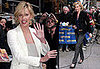 Charlize Theron, American, Wide Awake on Letterman