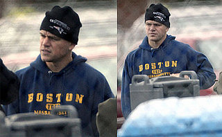 Matt Damon Keeps Boston Close to His Heart