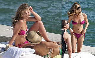 Jennifer Aniston in Miami In a Tiny Bikini
