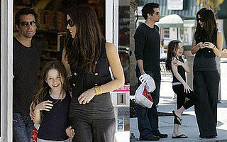 Kate Beckinsale, Husband Len Wiseman, and Daughter Lily Sheen Out in LA