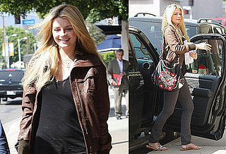Mischa Barton's Fashion Choices Are No Joke
