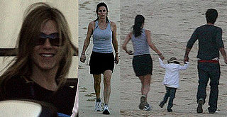 Cabo Is Kind to Jen, Courteney and Their Men?