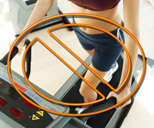 Going Hands-Free on Treadmill and Stair Stepper Burns More Calories Than Holding On
