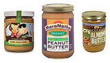 Nutritional Info on Nut Butters
