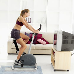 Get It Up, Your Heart Rate That Is: TV Commercial Interval Workout
