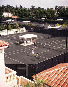 Tennis Package in Boca Raton, Fla.