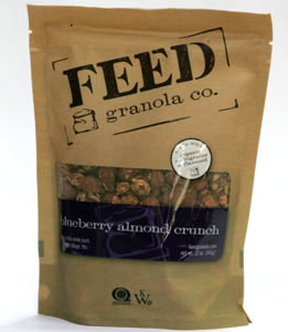 Food Review: Feed Granola