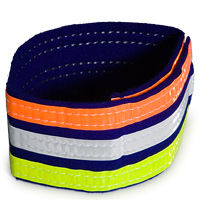 Tri-Color Ankle Band ($8)