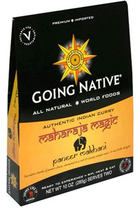 Food Review: Going Native Paneer Makhani