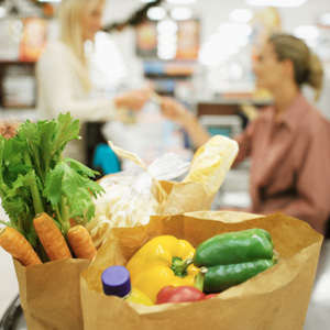 Buy Produce Throughout the Week