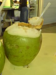 Coconut Water: Nature's Sports Drink