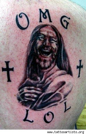 Why Is Jesus Laughing?
