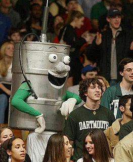 Dartmouth's Keggy the Kegger