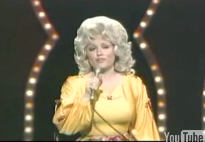 Girl Crush of the Day: Dolly Parton