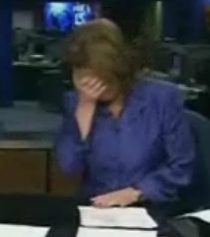 News Anchor Gets Personal About Spankings