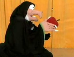 Japanese Woman Performs Snow White