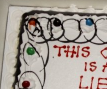 This Cake Is a Lie!