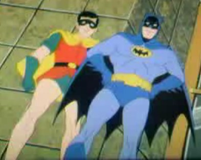 '70s Batman and Robin Public Service Announcement
