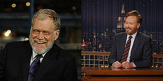 Whose Strike Beard Is Better: David Letterman's or Conan O'Brien's?