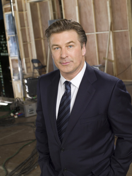 Male Actor in a Comedy Series: Alec Baldwin