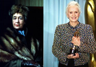 Oldest Female Actor Winners