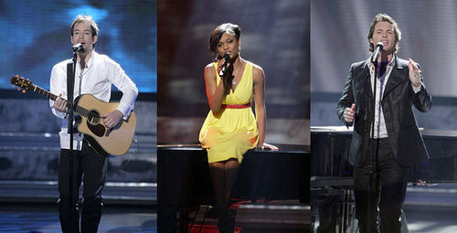 American Idol: The Top Nine Head to Dollywood