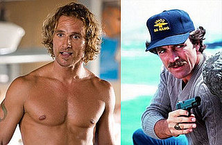 Could You See Matthew McConaughey as Magnum?