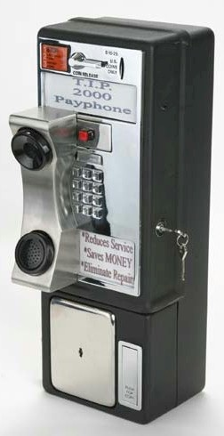 The Vandal-Proof Payphone