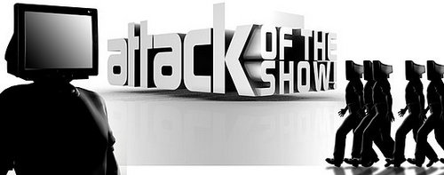 Geek TV: Attack of the Show