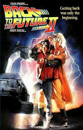 Vintage Geek: Back to the Future II