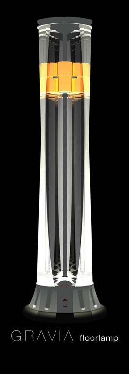 Gravia Floor Lamp