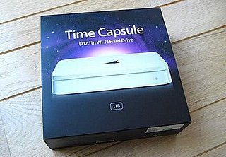 Daily Tech: First Look at Apple's Time Capsule