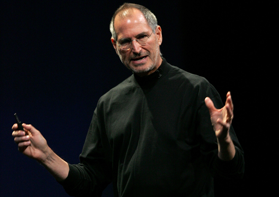 The Fashion of Steve Jobs