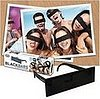 Stay Disguised With Black Bar Party Glasses by Fred and Friends