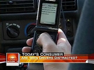 Driving While Texting Is a Killer Combo