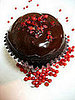 Yummy Link: Chocolate and Pink Peppercorn Cupcakes