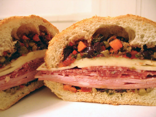 'Wich of the Week: Muffaletta