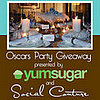 Enter the Oscars Party Giveaway!