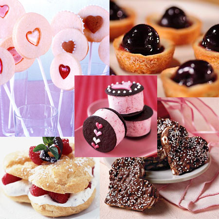 Homemade Sweets for Your Sweetie