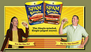 Would You Eat Spam Singles?