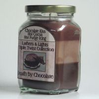 Death by Chocolate Candle